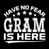 HAVE NO FEAR GRAM IS HERE Women's T-Shirts - Women's Premium T-Shirt