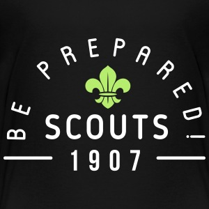 Scouts 1907 - be prepared Kids' Shirts - Kids' Premium T-Shirt