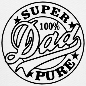 Super Dad 100% Sportswear - Trucker Cap