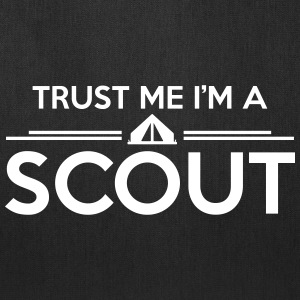 Trust me I'm a scout Bags & backpacks - Tote Bag