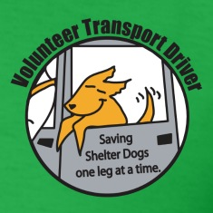 Volunteer Transport Driver T-Shirts