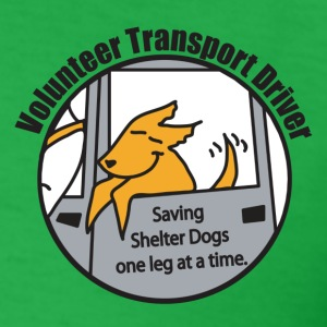 Volunteer Transport Driver T-Shirts - Men's T-Shirt
