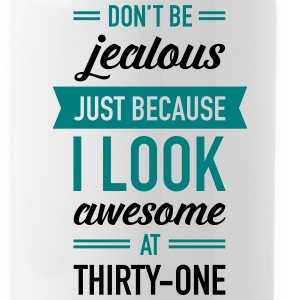 Awesome At Thirty-One Sportswear - Water Bottle