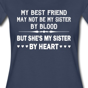 I LOVE MY BEST FRIEND - MY SISTER - Women's Premium T-Shirt