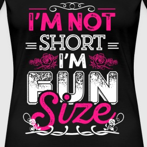 FUN SIZE - Women's Premium T-Shirt