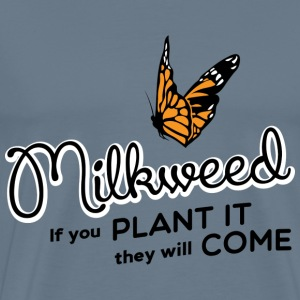SAVE THE MONARCH butterfly, monarch - Men's Premium T-Shirt