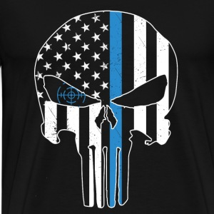 THIN BLUE LINE - Men's Premium T-Shirt