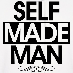 self made man Hoodies - Men's Hoodie