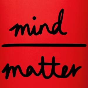 Mind Over Matter Mugs & Drinkware - Full Color Mug