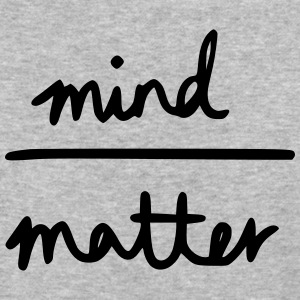 Mind Over Matter T-Shirts - Baseball T-Shirt