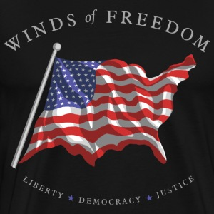 WINDS OF FREEDOM - Men's Premium T-Shirt