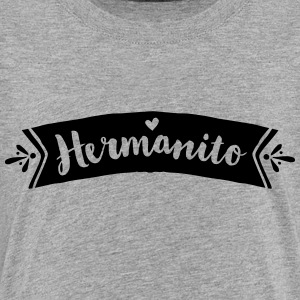 Hermanito Little Brother - Toddler Premium T-Shirt
