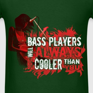 Guitar - Bass Player - Men's T-Shirt