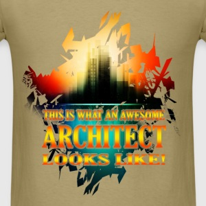 Architect - Awesome Looks Like - Men's T-Shirt