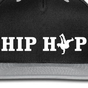 Hip Hop Sportswear - Snap-back Baseball Cap