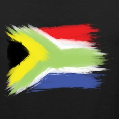 South Africa flag cape to Sportswear