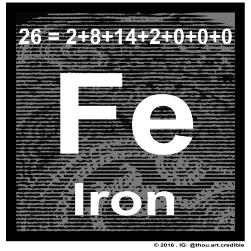 Iron Color