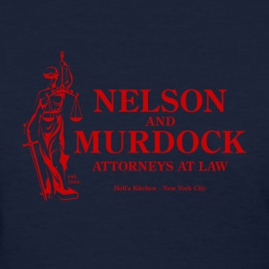 Nelson and Murdock - Women's T-Shirt
