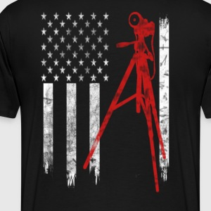 PHOTOGRAPHY FLAG - Men's Premium T-Shirt