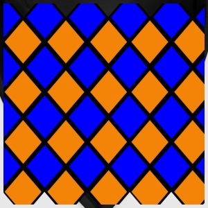 Orange n' Blue Bandana - Bandana