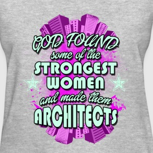 Architect - Strongest Women - Women's T-Shirt