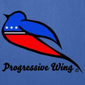 Progressive Wing Back - Tote Bag