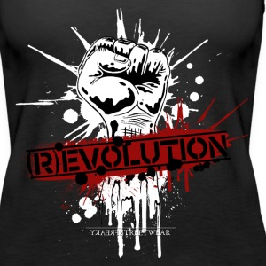 (R)EVOLUTION Tanks - Women's Premium Tank Top