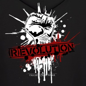 (R)EVOLUTION Hoodies - Men's Hoodie
