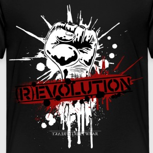 (R)EVOLUTION Kids' Shirts - Kids' Premium T-Shirt