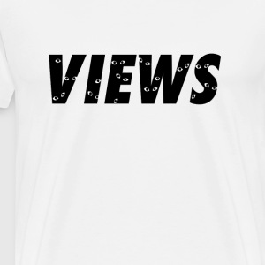 Views from the 6ix T-Shirts - Men's Premium T-Shirt