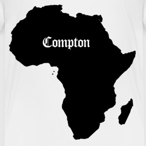 Compton Africa Shirt Baby & Toddler Shirts - Toddler Premium T-Shirt