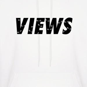 Views from the 6ix Hoodies - Men's Hoodie