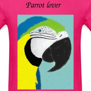 Parrot lover - Men's T-Shirt