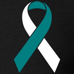 Cause Awareness Ribbon 2 T-Shirts - Men's T-Shirt