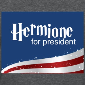 Hermione for president - Women's T-Shirt