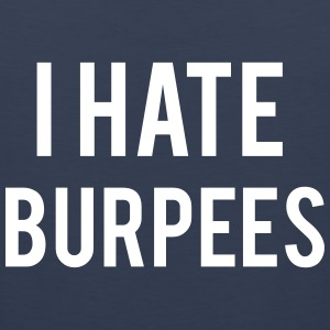 Hate Burpees Sportswear - Men's Premium Tank