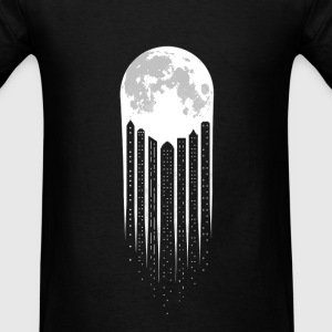 moon city T-Shirts - Men's T-Shirt