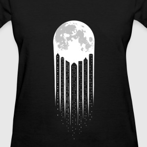 moon city Women's T-Shirts - Women's T-Shirt