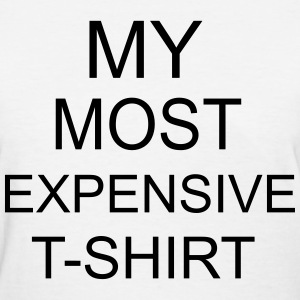 Most Expensive T-SHIRT Women's T-Shirts - Women's T-Shirt