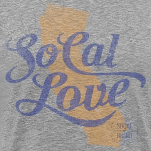 SoCal Love T-shirt - Men's Premium T-Shirt