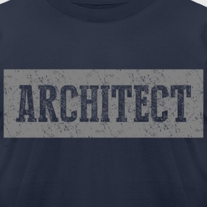 Architect T-shirt - Men's T-Shirt by American Apparel