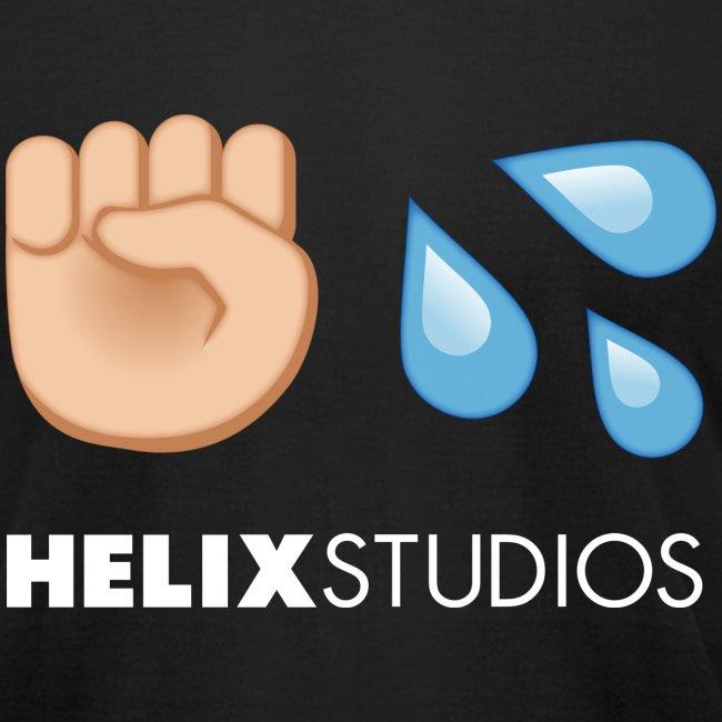 Helix Emoji Men's American Apparel