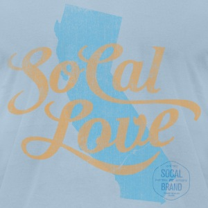 SoCal Love T-shirt - Men's T-Shirt by American Apparel