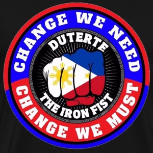 duterte2 T-Shirts - Men's Premium T-Shirt