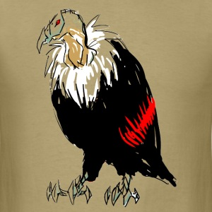 Vulture - Men's T-Shirt