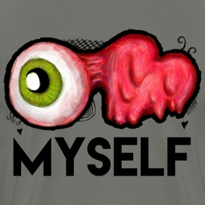 EYE LOVE MYSELF - Men's Premium T-Shirt