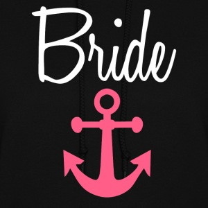 Bride Anchor women's shirt - Women's Hoodie