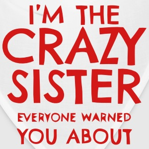 I'M THAT CRAZY SISTER Caps - Bandana
