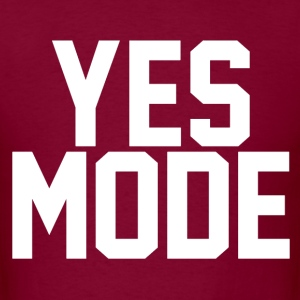 YES Mode - Men's T-Shirt