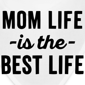 MOM LIFE - BEST LIFE Caps - Bandana